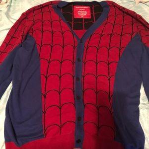 Spider-Man Cardigan